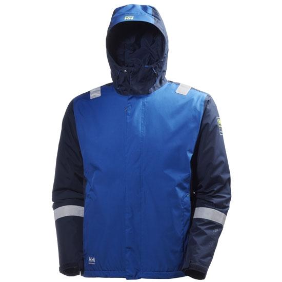 Helly Hansen Workwear Aker Winter Jacket - Cobalt/E.Blue
