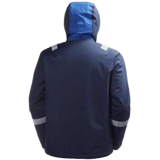 Helly Hansen Workwear Aker Winter Jacket - Foto de detalle