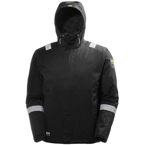 Helly Hansen Workwear Aker Winter Jacket - Black