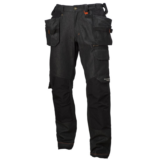 Helly Hansen Workwear MjØlnir Cons Pant - Denim Black