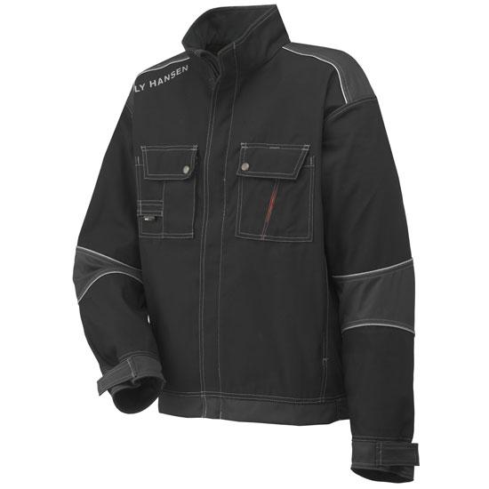 Helly Hansen Workwear Chelsea Jacket - Black/Charcoal