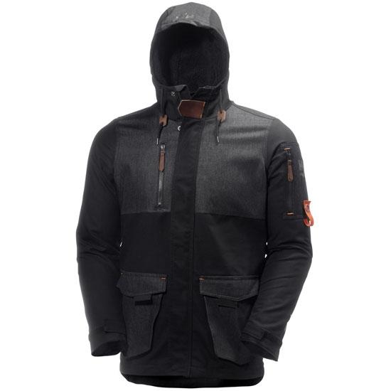 Helly Hansen Workwear MjØlnir Winter Jacket - Black/Denim Black