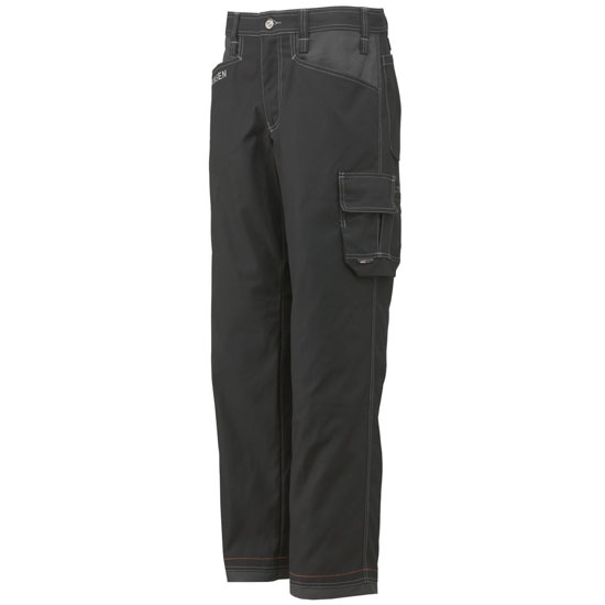 Helly Hansen Workwear Chelsea Service Pant - Black/Charcoal