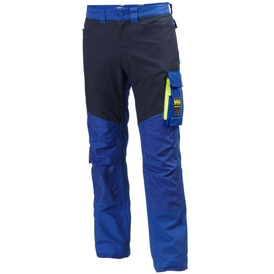 Helly Hansen Workwear Aker Work Pant - Cobalt Blue/ Evening Blue