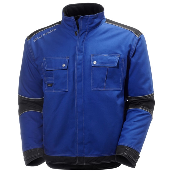 Helly Hansen Workwear Chelsea Jacket - Cobalt/Black
