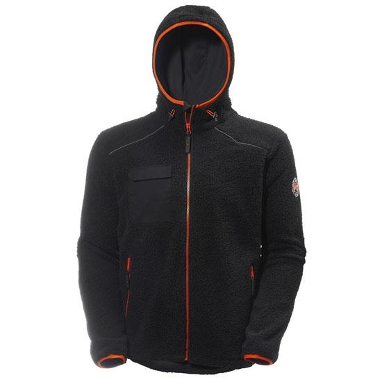 Helly Hansen Workwear Chelsea Pile Jacket - Black/Charcoal