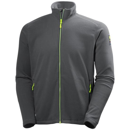 Helly Hansen Workwear Aker Fleece Jacket - Dark Grey