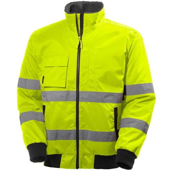 Helly Hansen Workwear Alta Pilot Jacket - Hv Yellow