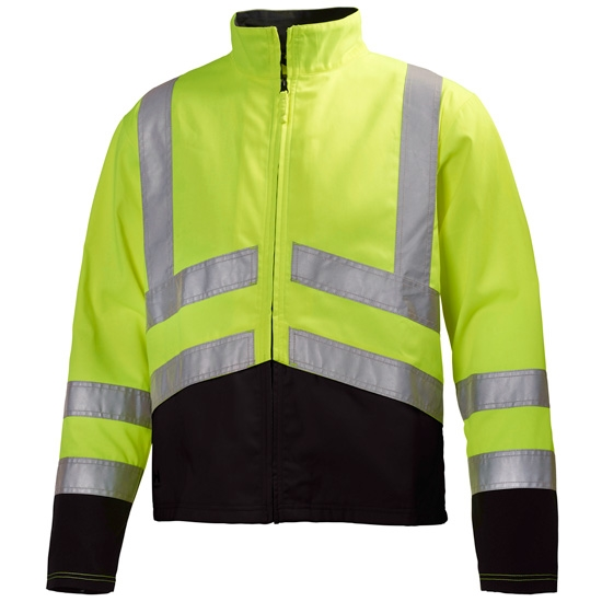 Helly Hansen Workwear Alta Jacket - Yellow/Charcoal