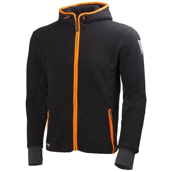 Helly Hansen Workwear MjØlnir Hood Jacket - Black