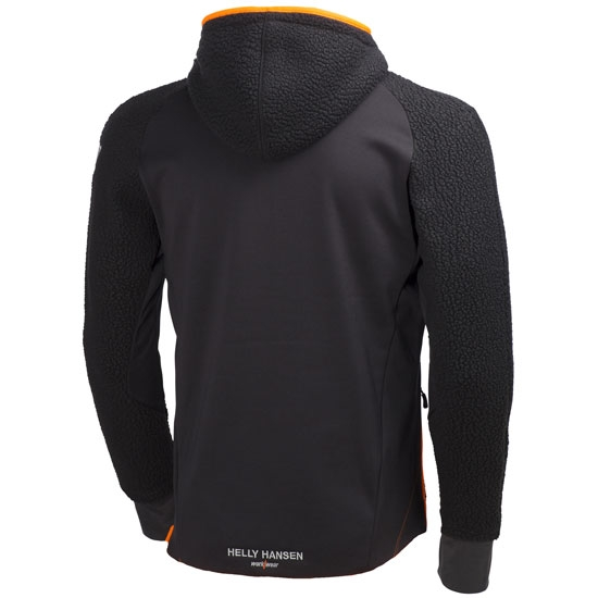 Helly Hansen Workwear MjØlnir Hood Jacket - Foto de detalle
