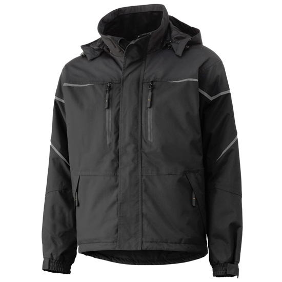 Helly Hansen Workwear Kiruna Jacket - Black
