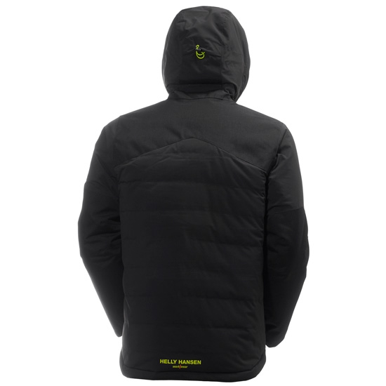 Helly Hansen Workwear Magni Winter Jacket - Foto de detalle