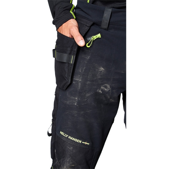Helly Hansen Workwear Magni Work Pant - Photo of detail