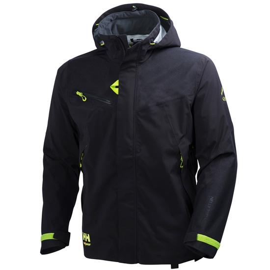 Helly Hansen Workwear Magni Shell Jacket - Black