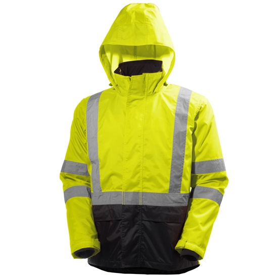Helly Hansen Workwear Alta CIS Jacket - Yellow/Charcoal