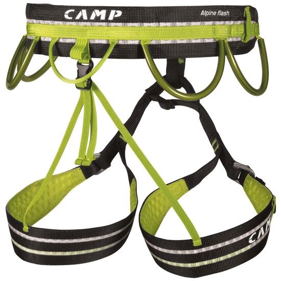 Camp Alpine Flash - Photo de détail