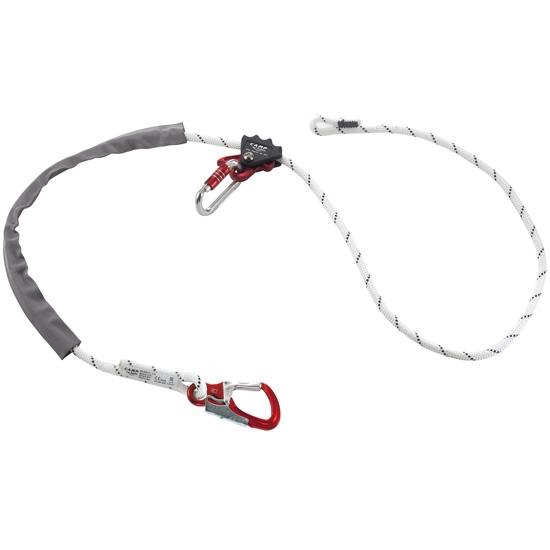 Camp Safety Rope Adjuster 0.5-2 m  Alu + 118701 + 0995 -