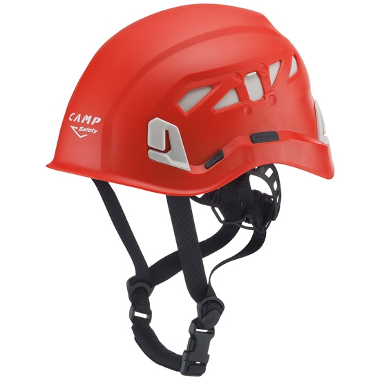 Camp Safety Ares Air - Rojo