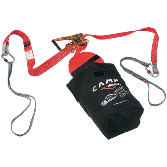 Camp Safety Temporary Lifeline 5-18 m -