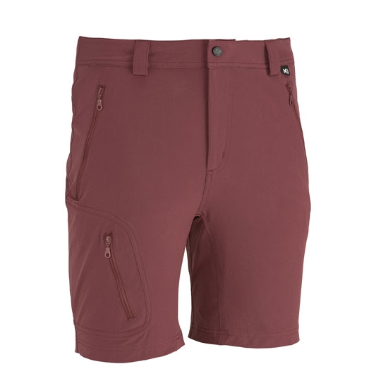 Millet Trekker Stretch Short - Burgundy