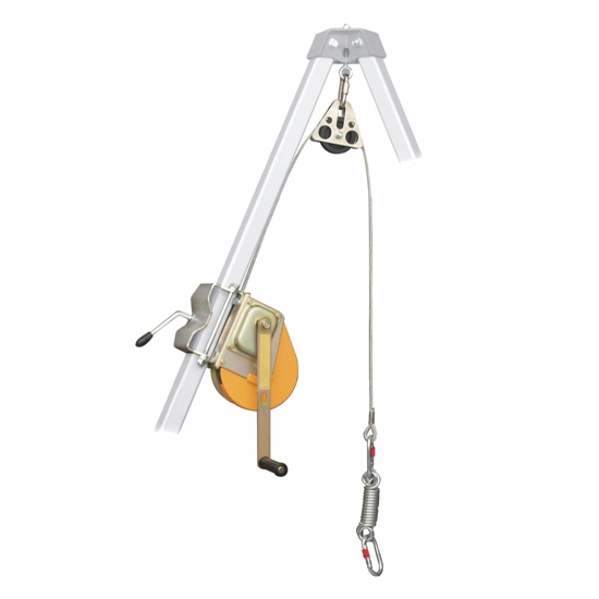 Camp Safety Rescue Lifting Device 25 m -