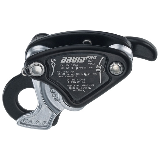 Camp Safety Druid Pro Black -