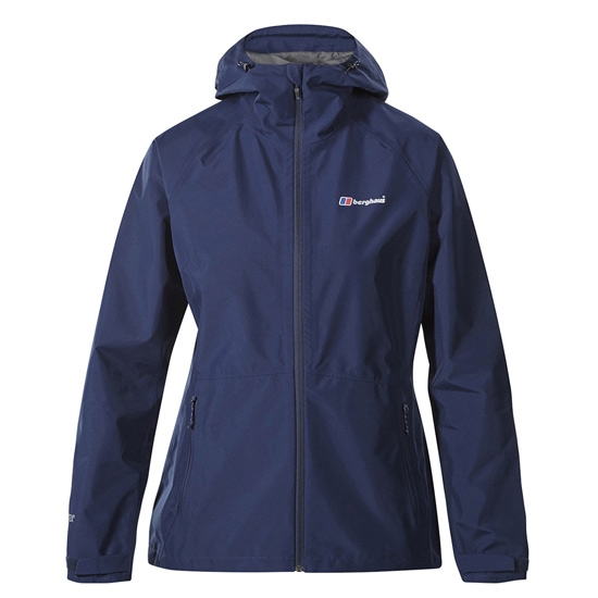 Berghaus Paclite 2.0 Shell Jacket W - Dark Blue