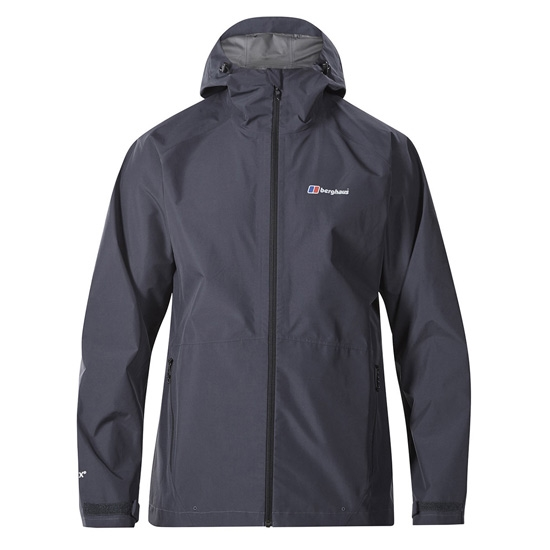 Berghaus Paclite 2.0 Shell Jacket - Dark Grey