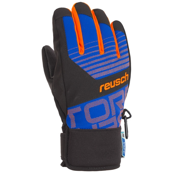 Reusch Torbenius R-TEX XT Jr - Blue/Navy/Orange