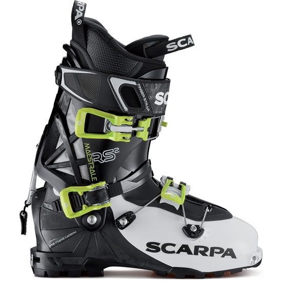 Scarpa Maestrale RS 2 - White/Lime