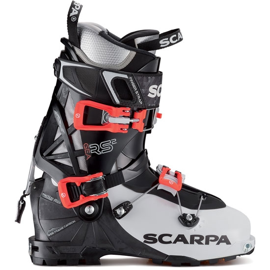 Scarpa GEA RS 2 W - White-Flame