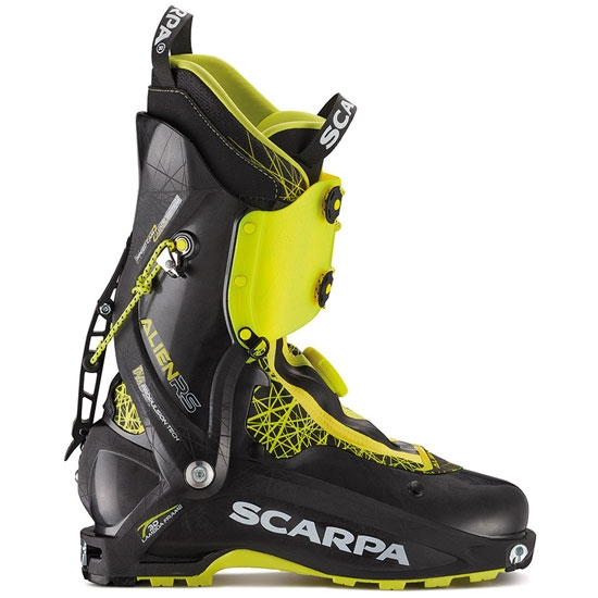 Scarpa Alien RS - Black