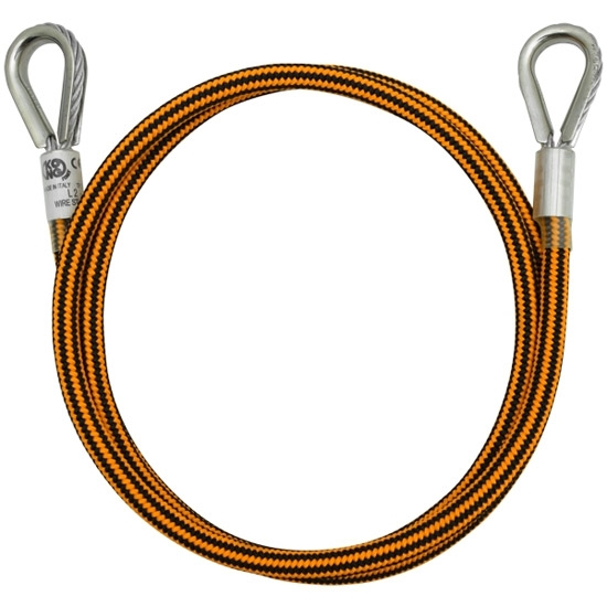 Kong Wire Steel Rope Lanyard 1,6 m -