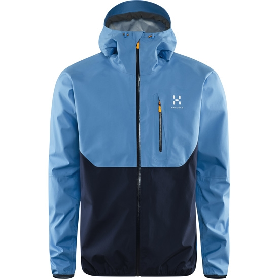 Haglöfs Gram Comp Jacket - Blue Agate/Deep Blue