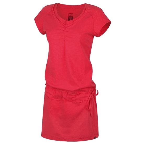 Hannah Catia Dress - Paridise Pink