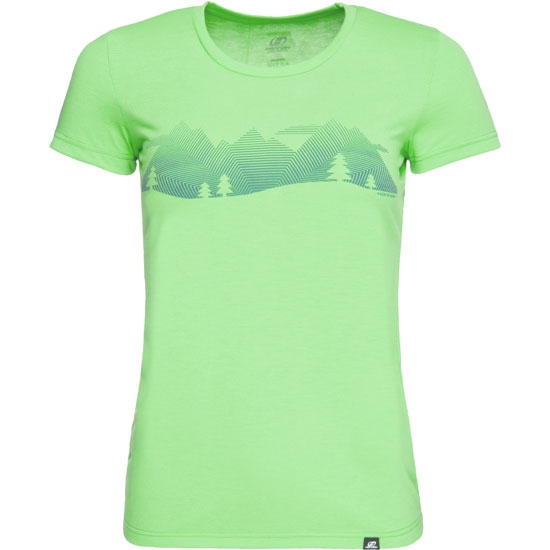 Hannah Corey T-Shirt W - Sharp Green
