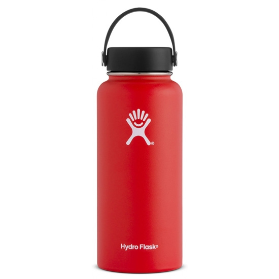 Hydro Flask 32oz Wide Mouth - Lava