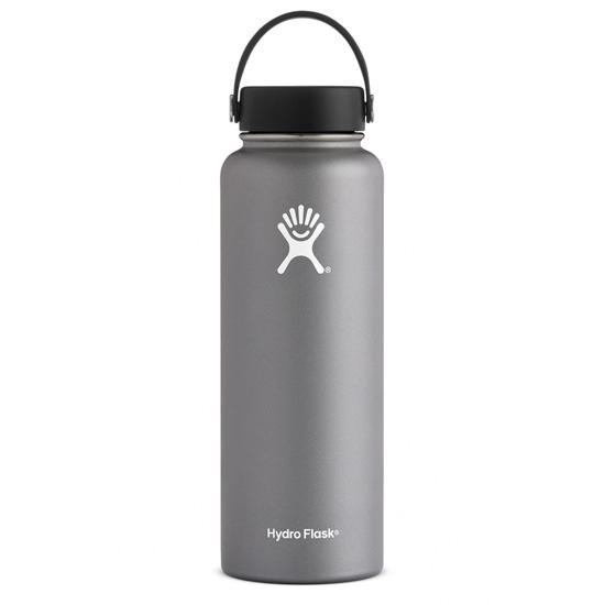 Hydro Flask 40oz Wide Mouth - Graphite