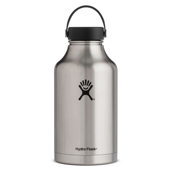 Hydro Flask 64oz Wide Mouth - Stainless