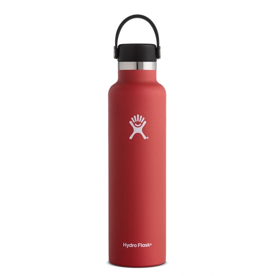 Hydro Flask 24oz Standard Mouth - Lava