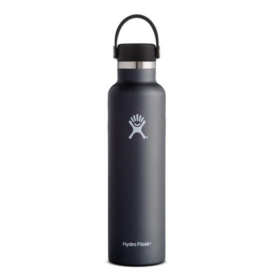 Hydro Flask 24oz Standard Mouth - Black