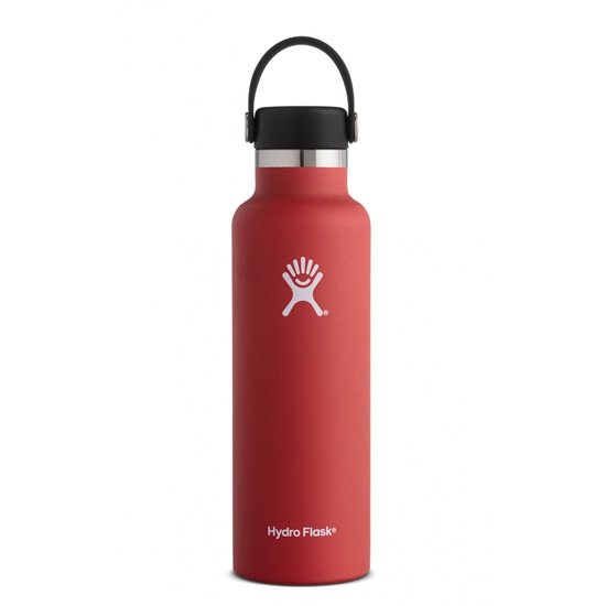 Hydro Flask 21oz Standard Mouth - Lava