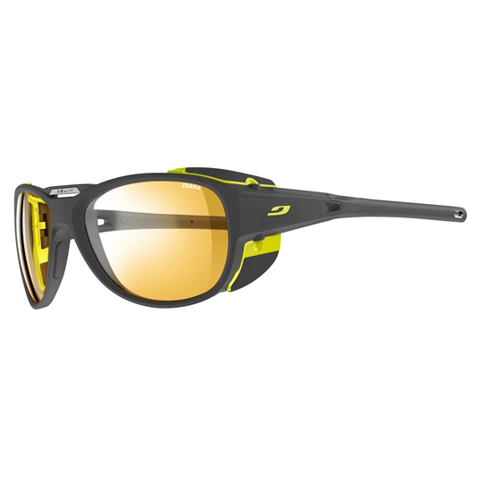 Julbo Explorer 2.0 Zebra 2−4 - Matt Grey/Green