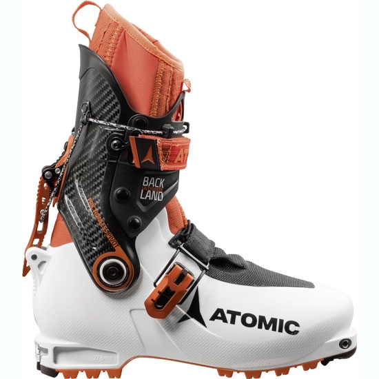 Atomic Backland Ultimate Thermoformable - White/Black