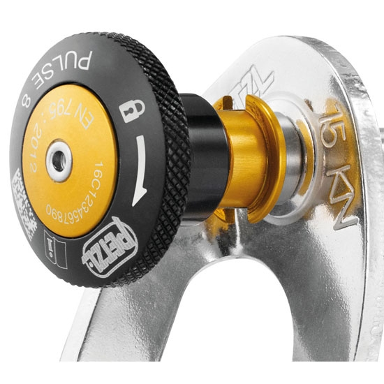 Petzl Pulse 8 mm - Photo of detail