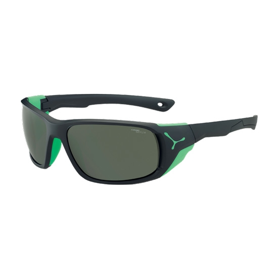 Cebe Jorasses L 1500 Grey Polarized AF - Matt Anthracite Green