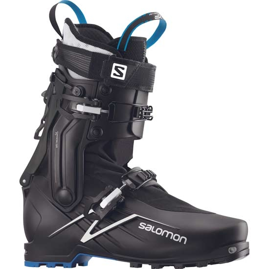 Salomon X-Alp Explore - Black/White/Transcend Blue