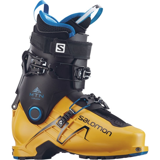 Salomon MTN Explore - Safran/Black