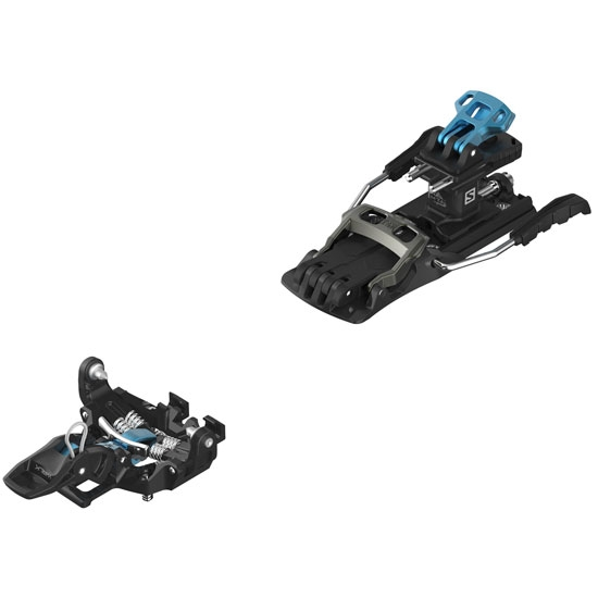 Salomon MTN + Brake - Black/Blue